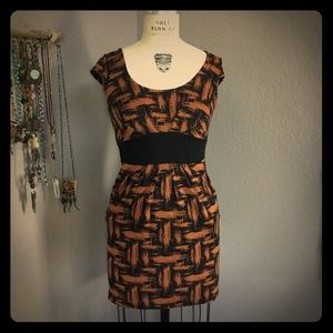 Italian Knit Dress with Pockets